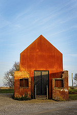 Exterior of Dovecot Studio, Snape Maltings, Snape, Suffolk, UK - ARC103470