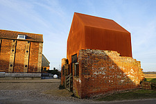 Exterior of Dovecot Studio, Snape Maltings, Snape, Suffolk, UK - ARC103471