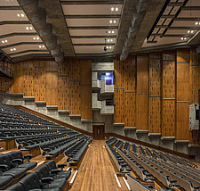 The restored Purcell Room at the Queen Elizabeth Hall, Southbank Centre, London - ARC103590