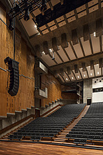 The restored Purcell Room at the Queen Elizabeth Hall, Southbank Centre, London - ARC103591