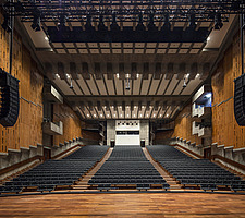 The restored Purcell Room at the Queen Elizabeth Hall, Southbank Centre, London - ARC103593