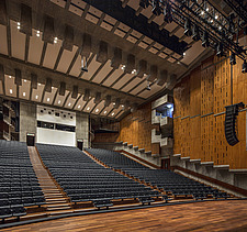 The restored Purcell Room at the Queen Elizabeth Hall, Southbank Centre, London - ARC103595