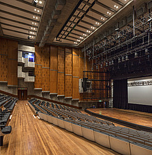 The restored Purcell Room at the Queen Elizabeth Hall, Southbank Centre, London - ARC103596