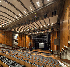 The restored Purcell Room at the Queen Elizabeth Hall, Southbank Centre, London - ARC103598