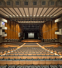 The restored Purcell Room at the Queen Elizabeth Hall, Southbank Centre, London - ARC103599