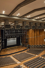 The restored Purcell Room at the Queen Elizabeth Hall, Southbank Centre, London - ARC103611