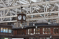 Principal Hotel Glasgow Grand Central Station clock - 16902-30-1