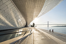 The MAAT - Museum of Art, Architecture and Technology, Lisbon, Portugal - ARC104057