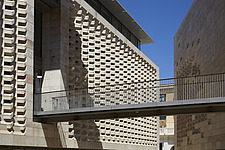 The Parliament House, The City Gates Project, Valletta, 2011-2015 - ARC104604