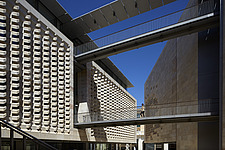 The Parliament House, The City Gates Project, Valletta, 2011-2015 - ARC104605