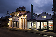 Campbeltown Picture House, Campbeltown, Scotland, UK - ARC105007