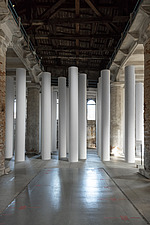 2018 Venice Architecture Biennale curated by Yvonne Farrell and Shelley McNamara - ARC105595
