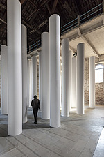 2018 Venice Architecture Biennale curated by Yvonne Farrell and Shelley McNamara - ARC105604