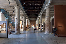 2018 Venice Architecture Biennale curated by Yvonne Farrell and Shelley McNamara - ARC105574