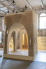 2018 Venice Architecture Biennale curated by Yvonne Farrell and Shelley McNamara - ARC105575