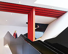 Interior view, staircase to gallery - ARC106523
