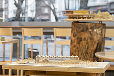 Forest of Fabrication is an exhibition by the Stirling Prize-winning practice dRMM Architects at The Building Centre, London presenting engineered tim... - ARC106864