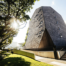 The Lee Kong Chian Natural History Museum is a museum of natural history at the Kent Ridge Campus of the National University of Singapore - ARC108765