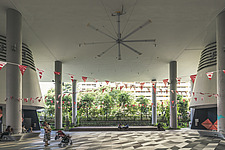 Kampung Admiralty in Singapore, a green community integrated development - ARC109093