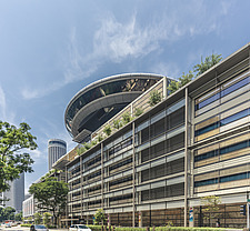 Supreme Court of Singapore, Singapore, completed in 2005 - ARC109227