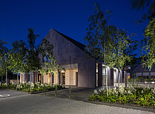 Prince and Princess of Wales Hospice, Bellahouston Park, Glasgow, Scotland, UK - ARC109687