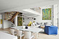 A penthouse remodel by interior designer Isolina Mallon - ARC109942