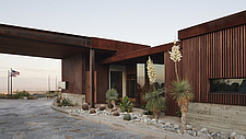 Desert Palisades Guardhouse in Palm Springs, USA - ARC109951