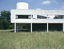 Villa Savoye, Poissy, France - 7402-190-1