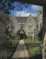 Kelmscott Manor, home of WIlliam Morris, Gloucestershire, England - 7500-10-1