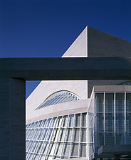 Meyerson Symphony Hall, Dallas, Texas, 1985-89 - 752-120-1