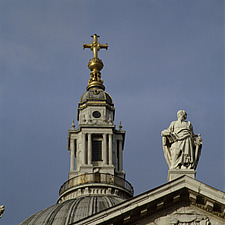 St Paul's Cathedral, London, 1675-1710 - 825-60-1