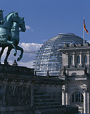 Reichstag, Platz der Republik, Berlin, Germany - 9000-220-1