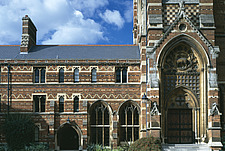 The Chapel, Keble College, Oxford University, Oxford, 1867 - 1883 - 11496-200-1