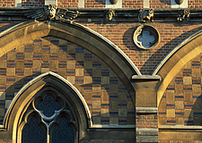 The Chapel, Keble College, Oxford University, Oxford, 1867 - 1883 - 11496-210-1